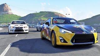 Forza Motorsport 6: Primeira Gameplay no Rio de Janeiro