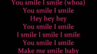 U Smile Justin Bieber Lyrics