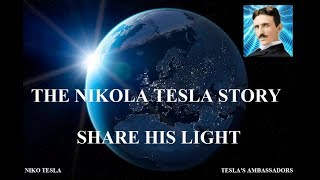 THEY SAY HE CAME FROM THE FUTURE ... Tesla's Ambassadors Message !!!