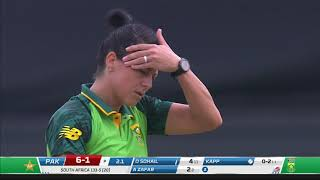 Momentum Proteas vs Pakistan Women | 2nd T20 Highlights | Hollywoodbets Kingsmead Stadium, Durban