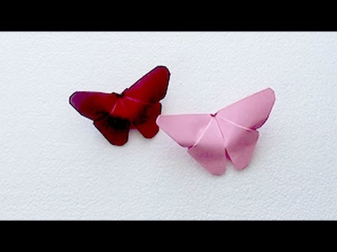 Paper Butterflies Learn How to Make| Kids Paper Arts and Crafts