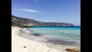 Weekend in Crete Island // Camping at the beach