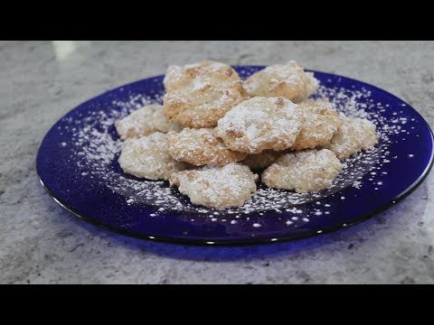 Almond Cloud Cookies - For Almond Paste Lovers