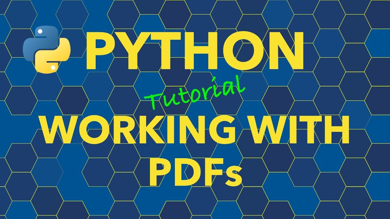 Python Merge PDFs, Extract Text from PDFs using PyPDF2