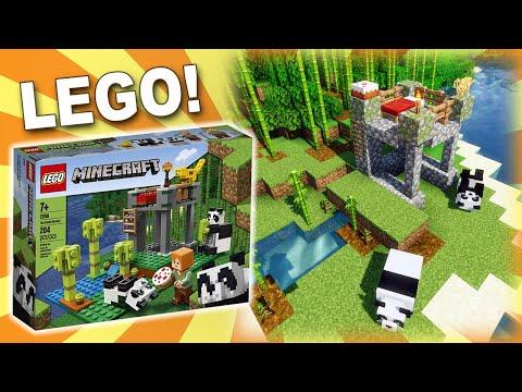 LEGO Minecraft: The