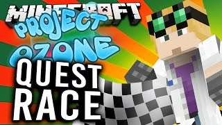 Minecraft - QUEST RACE - Project Ozone #140