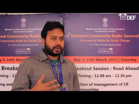 Javed Akhtar , Radio Adan, Uttar Pradesh