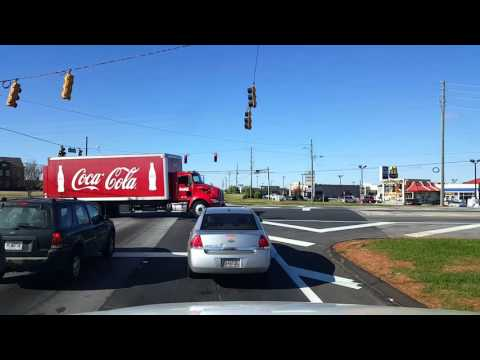 BigRigTravels LIVE! - Monroe to Conyers, GA area - Fri Apr 08 09:33:19 EDT 2016