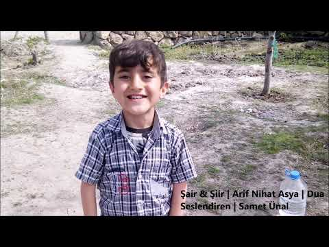 Arif Nihat Asya | Dua
