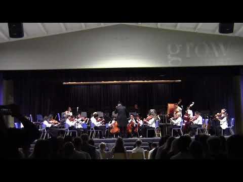 Pasadena Christian School: Orchestra Concert 2017 Video Clip 3