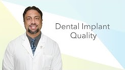 Dental Implant Quality in Fort Lauderdale FL | Fort Lauderdale Oral & Maxillofacial Surgery