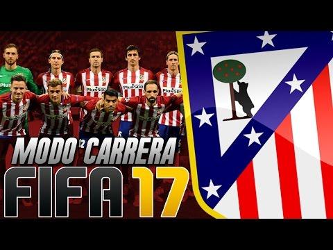 FIFA 17 Modo Carrera: Atlético de Madrid - Ep. 1