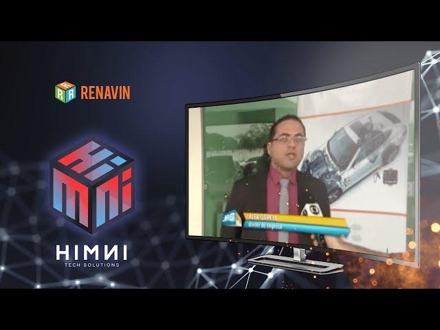 HIMNI | O Renavin é destaque no programa JPB