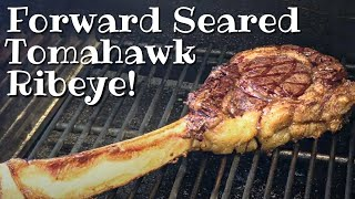 Tomahawk Ribeye Steak | Board Sauce Recipe | Forward Sear