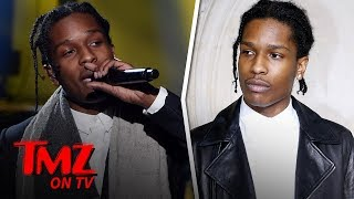 A$AP Rocky Returning to Sweden for Show Months After Being Jailed There | TMZ TV