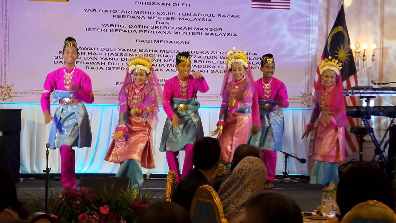 lagu zapin brunei permata seni remaja tari youtube