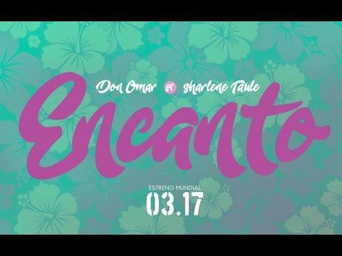 Encanto-Don Omar(letra) + audio oficial