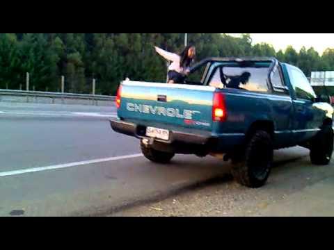 Chevrolet Work Truck 98 Verde Hd Youtube