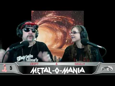 #160   Metal O Mania   The  Hyperia Interview Episode