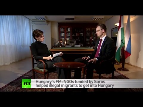 Soros-funded NGOs aiming to bring down our govt – Hungarian Foreign Minister