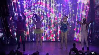 Penélope Jean e Ballet - Blue Space Oficial - 24/02/2020