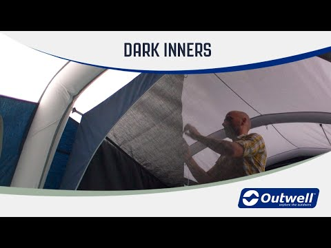 Outwell Dark Inners (New feature 2020)  | Innovative Family Camping