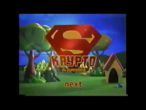 Cartoon Network next krypto the superdog
