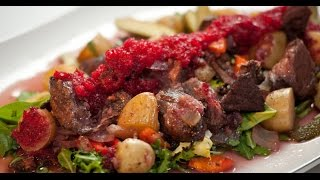 Рагу из дикого кабана - оригинальный рецепт