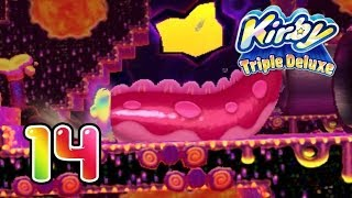 Kirby Triple Deluxe ITA [Parte 14 - Sushi]