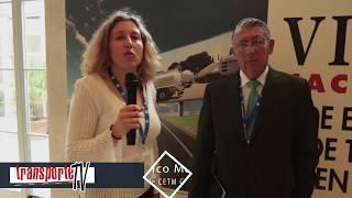 Entrevistas en el VI Congreso de Transporte en Cisternas
