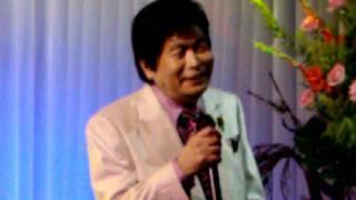 演歌歌手 永田かつじのディナーショーです。