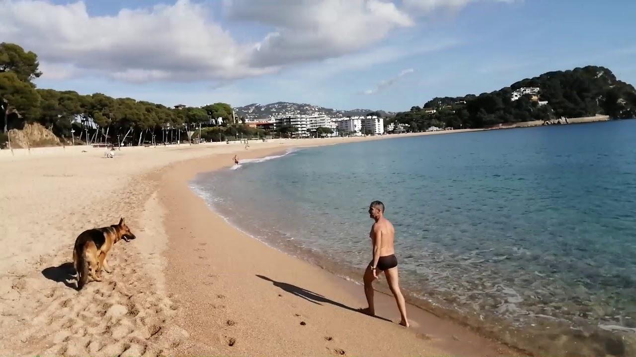 Испания отдых в райском уголке Барселона ,Лорет де мар