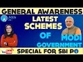 The General Awareness Show - Latest Schemes of Modi Government