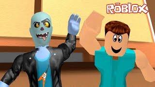Zombik ve Steve Saklambaç Oynuyor 👁️ - Roblox Hide and Seek Extreme