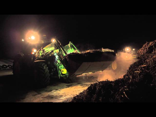 John Deere Front Loader R Series - Loader Lights