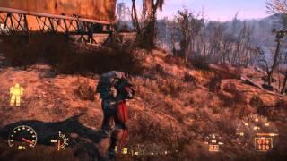 Fallout 4 За какое время можно пробежать всю карту по диагонали