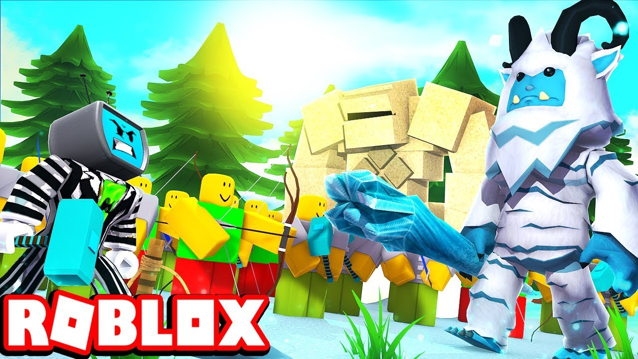 Destroying Every Boss In The Game (Code) Roblox Army C