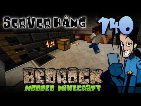 Serverhäng - 140 (Bedrock) - Tak o mining