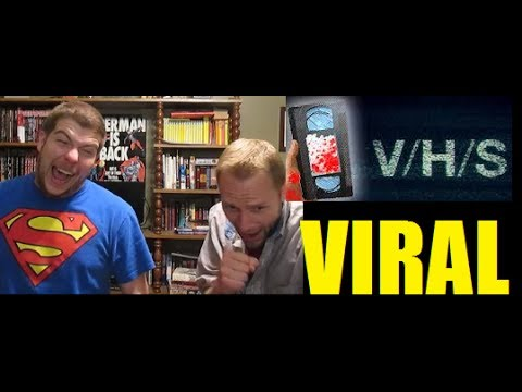 V/H/S Viral Trailer REACTION REVIEW (VHS 3 Reaction Review) - WeWatchedAMovie