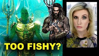 Aquaman 2018 Fisherman King