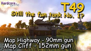 WOT: T49 still the fun tank No. 1 in WORLD OF TANKS?