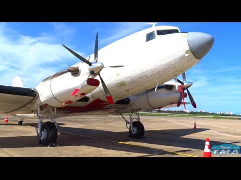 [SBFZ/ FOR] Ferry Flight - Douglas DC-3C /C-47TP N300MF Missionary Flights 14 & 15/05/2017