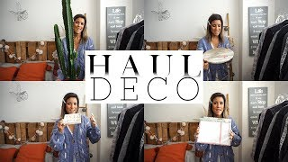 HAUL DECORACIÓN LOW COST: Aliexpress, Primark, Zara home..