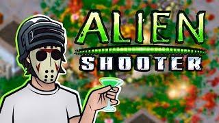 ALIEN SHOOTER Ламповая Ностальгия (нет, я не играл в неё)