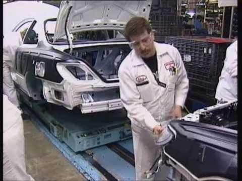 Honda American Manufacturing: East Liberty