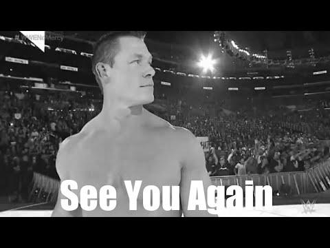 John Cena||See You Again||Tribute to a Hero||2017