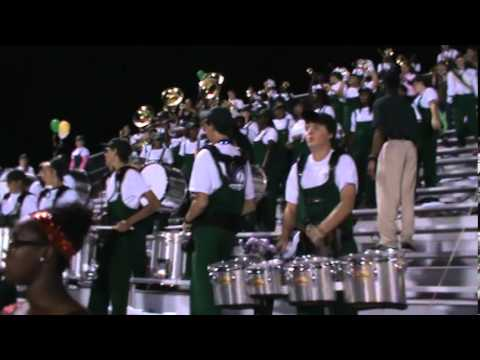 """West Florence High School Marching Knights - """"ESPN"""" - Homecoming - 2013"""