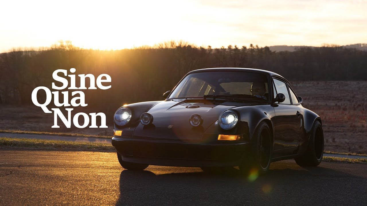 Porsche 911 Reimagined by Singer: Sine Qua Non