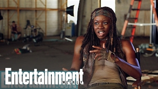 The Walking Dead: Danai Gurira On What She Loves & Hates About Michonne's Wig