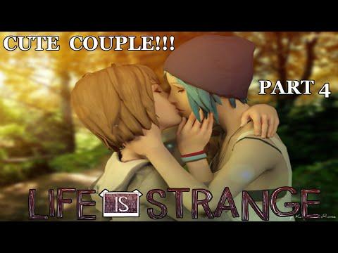 CUTE COUPLE!!! Life is Strange Part 4